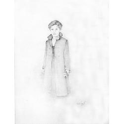 Crayon 65 cm X 50 cm, 1986