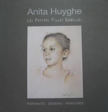 Anita Huyghe Les petites fille rebelles